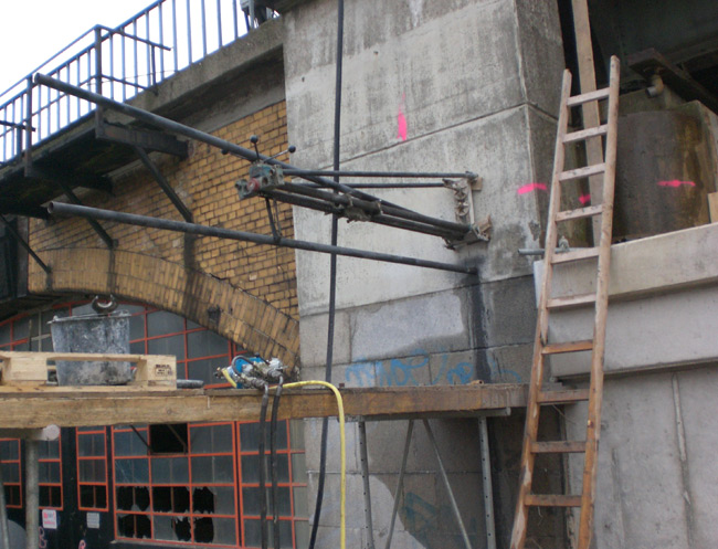 BSNG Betonbohr- & Sägetechnik Neustadt-Glewe - 20 Meter Bohrung