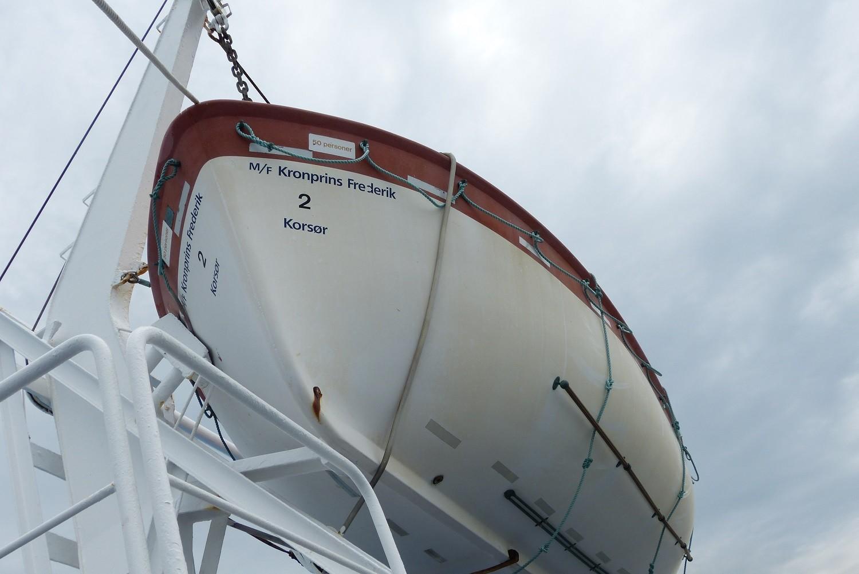 ok... ein Rettungsboot wurde schon gesichtet :-)