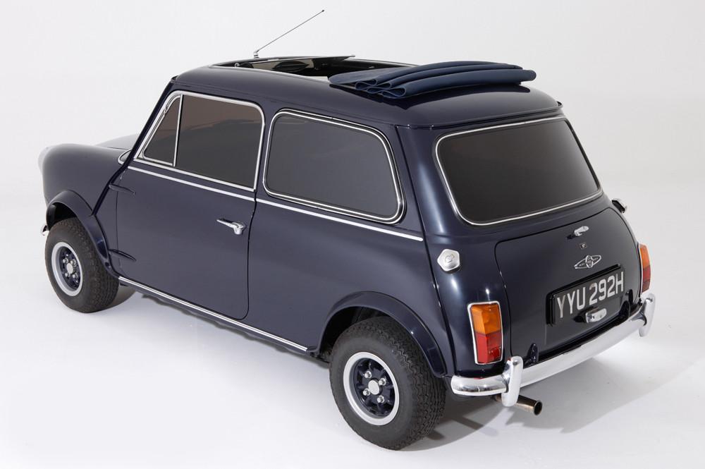 Denny Laine (1970 Wood & Pickett Mk2 Cooper S)