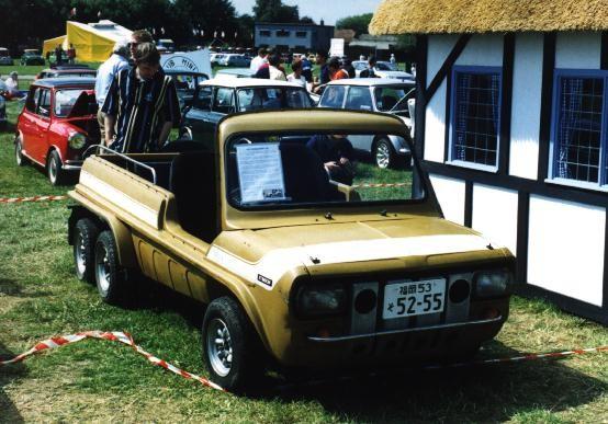 Barry Stimson's Mini