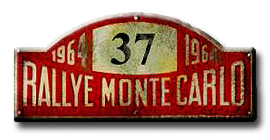 Rallye Monte Carlo 1964