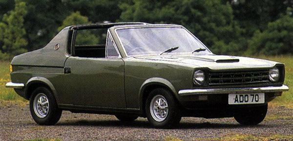 Mini Michelotti ADO 70