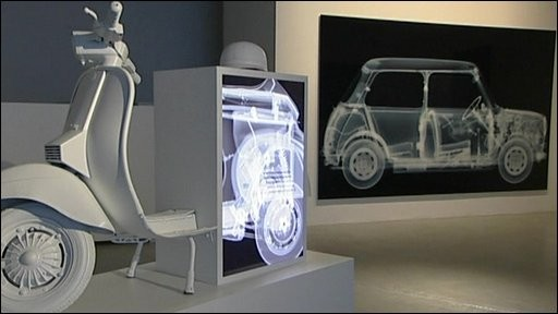 X-ray Mini by Nick Veasey