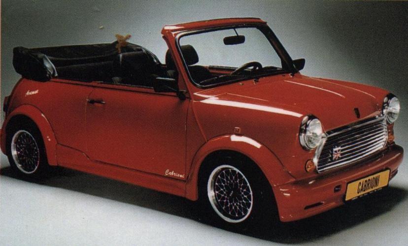 Mini Cabrioni