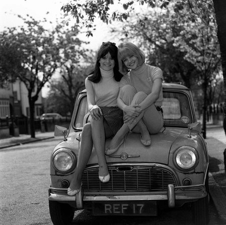 Sally & Judy Geeson