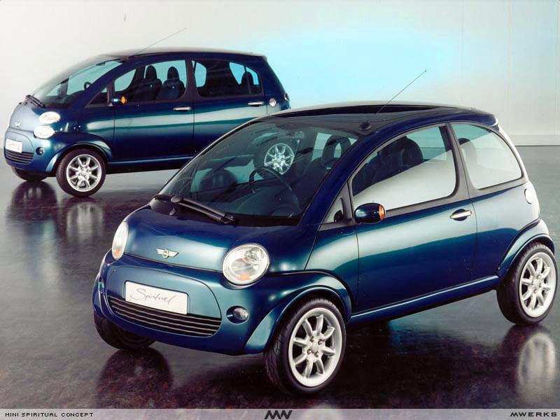 1996 Concept Mini Spirutal & Spirutal Too