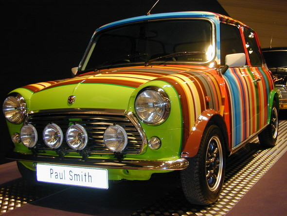 Mini Art by Paul Smith