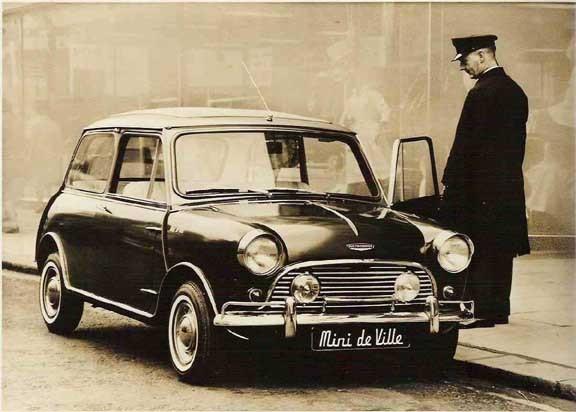 Radford Mini De Ville