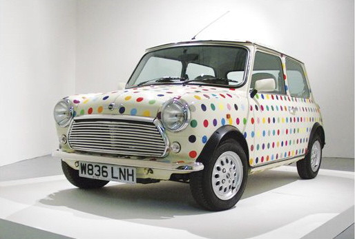 Mini Art by Damien Hirst
