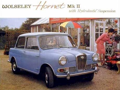 Wolseley Hornet