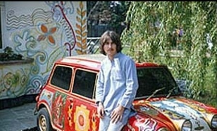 Mini Art by George Harrison