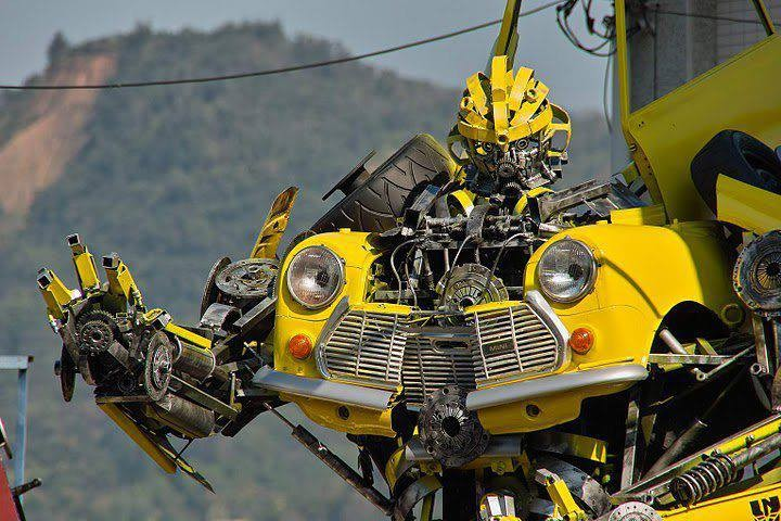 Mini Art by Transformers