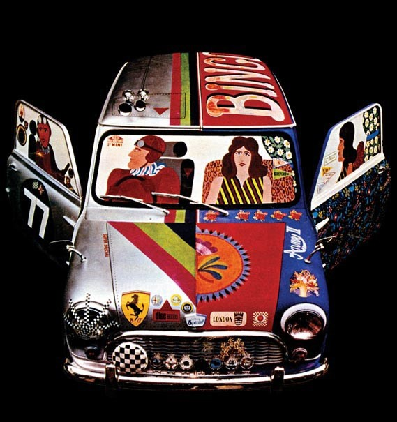 Mini Art by Alan Aldridge