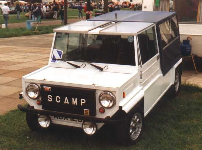 Mini Scamp