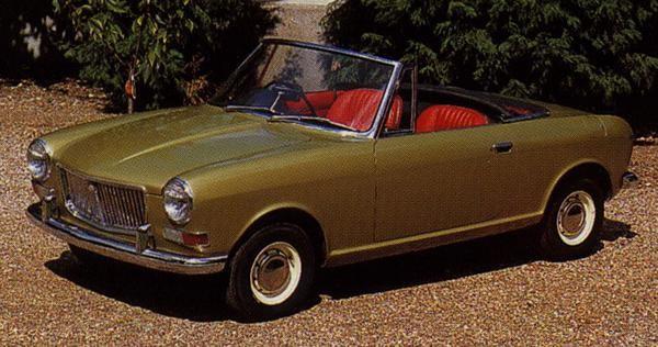 Mini Pininfarina ADO 34