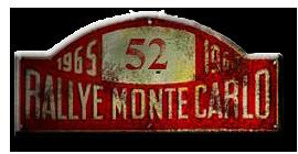 Rallye Monte Carlo 1965