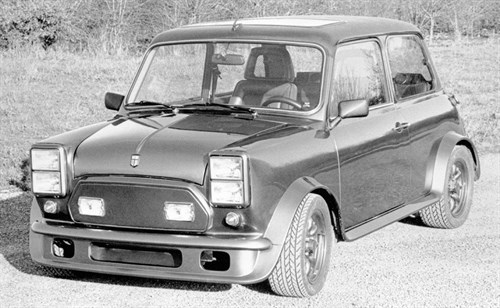 Tickford Mini