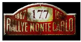 Rallye Monte Carlo 1967
