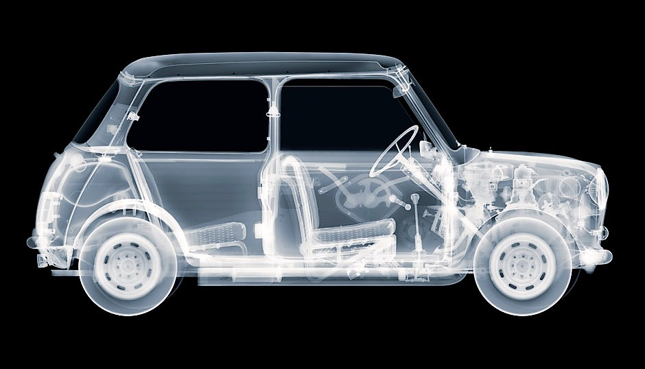 Mini X-ray by Nick Veasey
