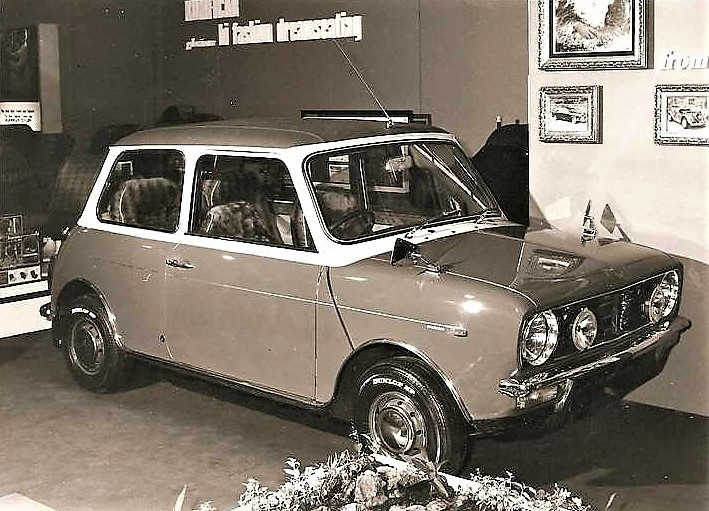 Contessa Mini Clubman