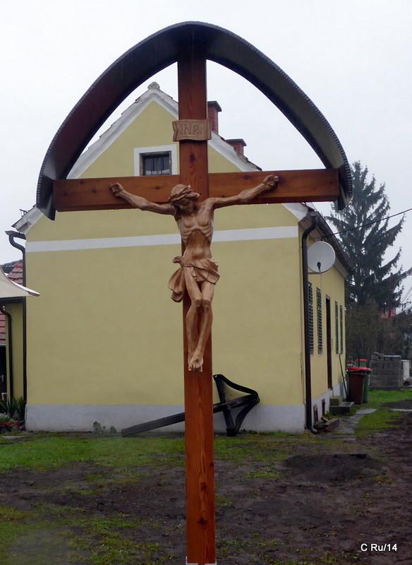 Um dieses Kreuz geht es heute.