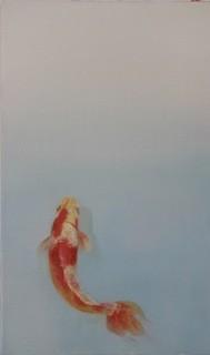 「進む」 油彩・アクリル・キャンバス