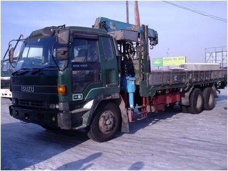 Аренда манипулятора 10 тонн в Санкт-Петербурге