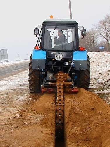 Бара базе мтз | Бара на базе трактора Беларусь.