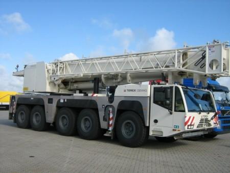 автокран 140 тонн