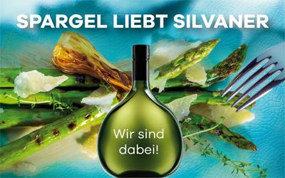 Hier erfahren Sie mehr: www.spargel-liebt-silvaner.de