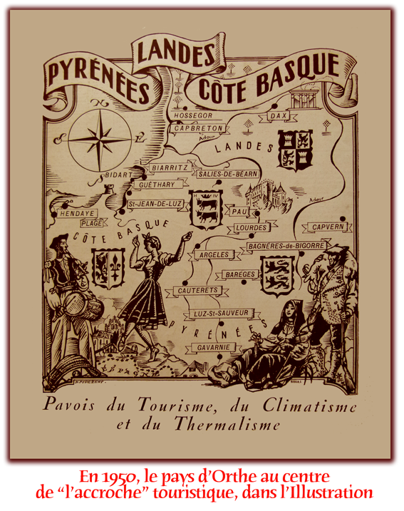 orthe landes peyrehorade aquitaine sorde hastingues cagnotte gave adour saumon chalosse abbaye