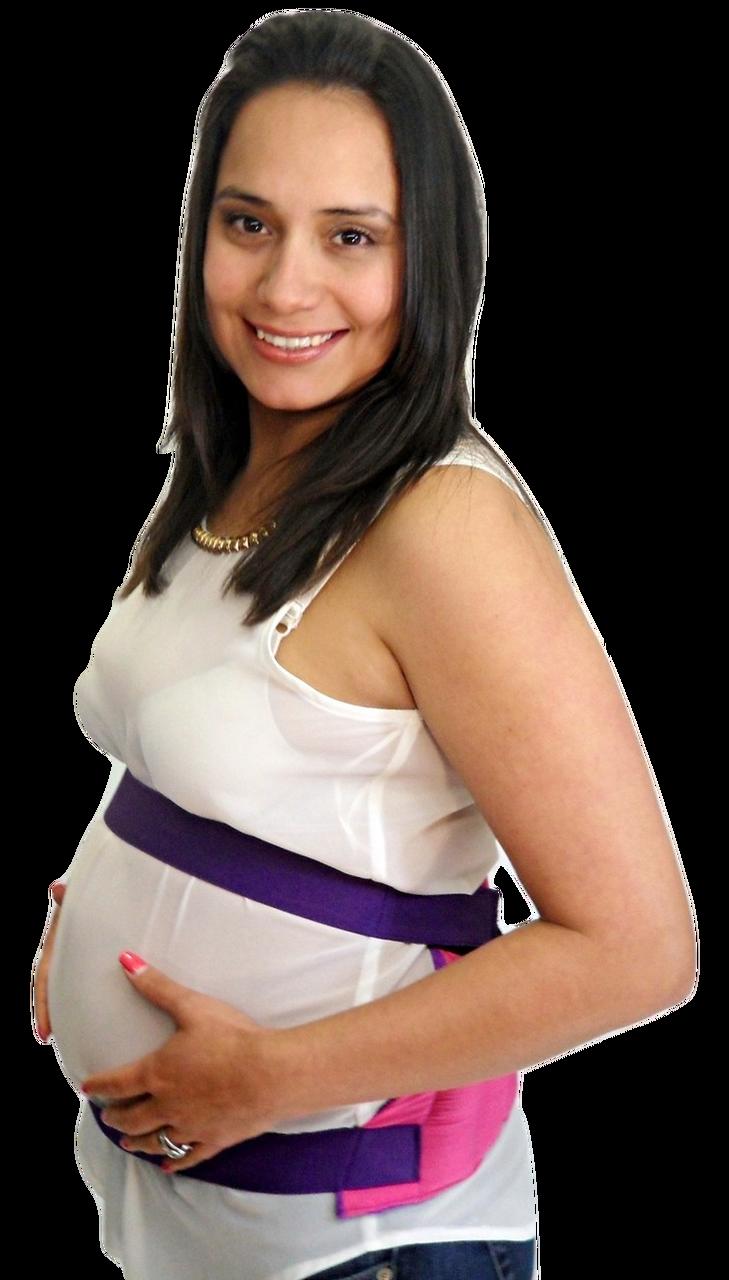 Cojín NYMPHA para Embarazadas y personas con lumbalgia