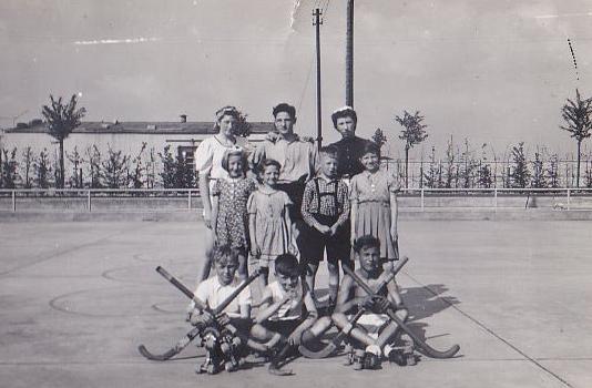 Ein Bild aus den 1940er Jahren. Damals gab es den RRSC noch nicht.