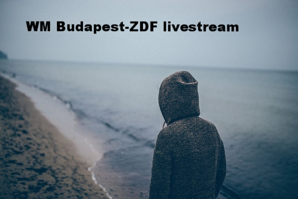 WM Budapest - ZDF livestream