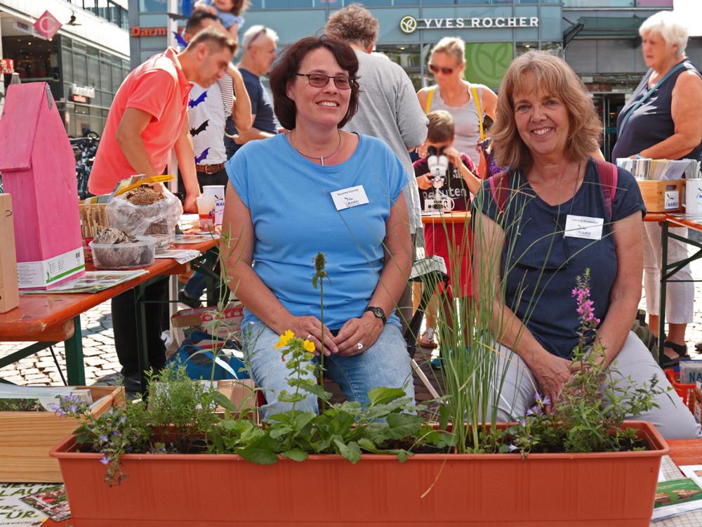 Neu im Angebot: Beratung zu naturnahem Garten