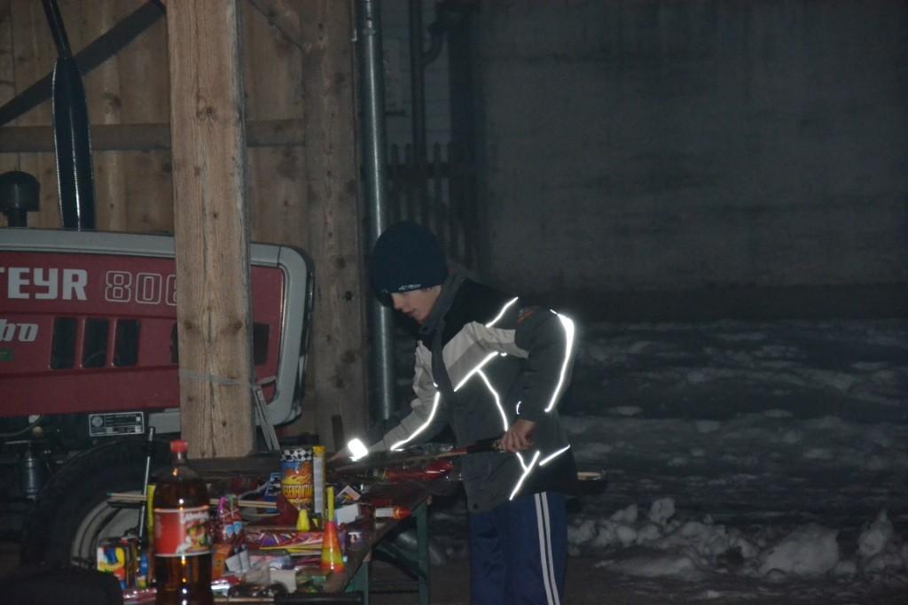 Pyrotechniker