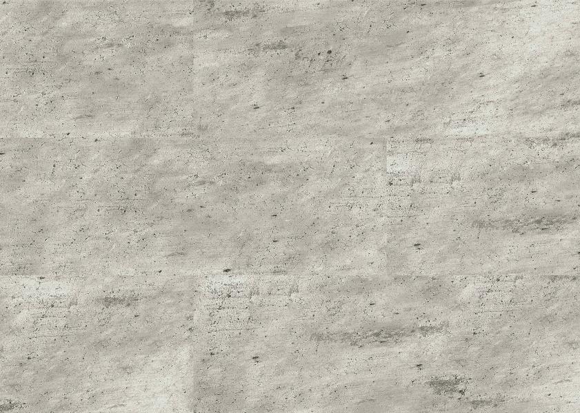 Naturboden Printkork Beton dunkel