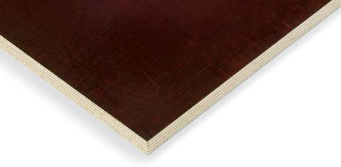Rückseite Standard Siebdruck oder glatter Oberfläche Phenolharzfilm 120 g/m²