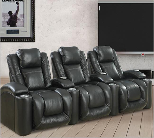 Sala Teatro Cine Home Theater Home Meridian Regal asientos ...
