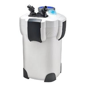 Filtro para pecera aquatop cf 500uv canister filter con for Filtro para pecera