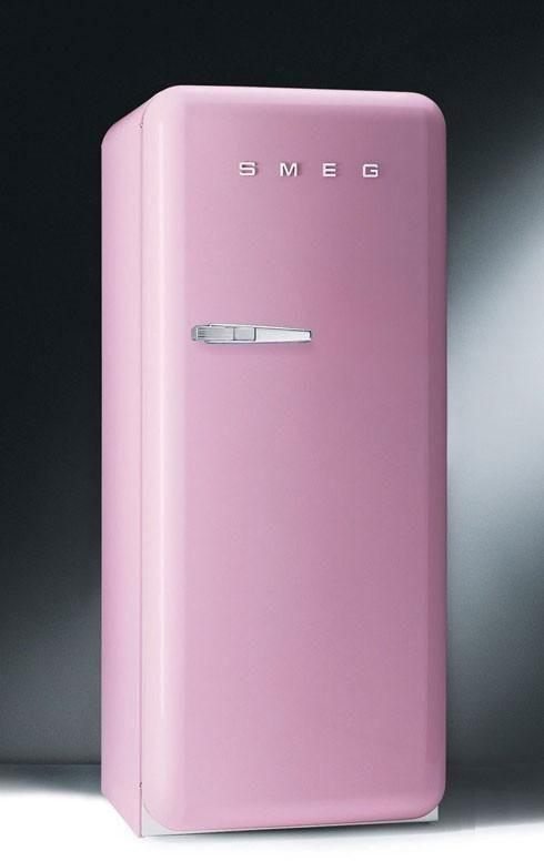 refrigerador retro con congelador smeg fab28ux pies. Black Bedroom Furniture Sets. Home Design Ideas