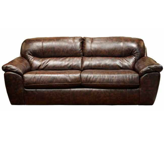Sofa cama queen piel jackson brantley 4430 04 buditasan for Sofa cama queen size mexico