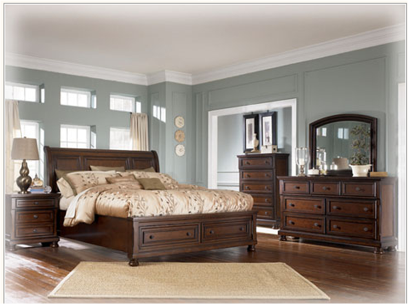 Ashley Furniture Porter Bedroom Set 827 x 615