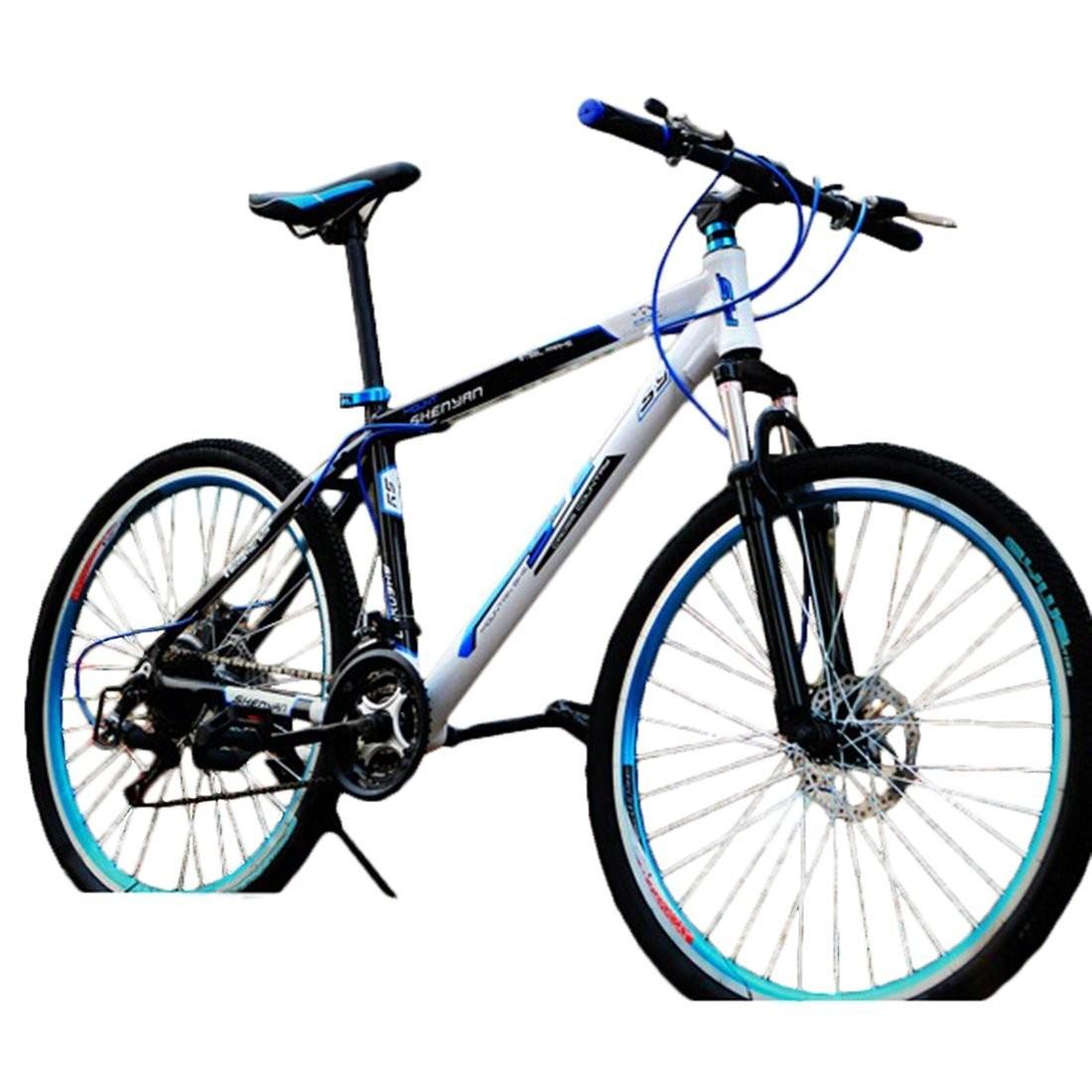 Bicicleta Montaña Hombre Cuadro de Aluminio 21 Velocidades Frenos ...