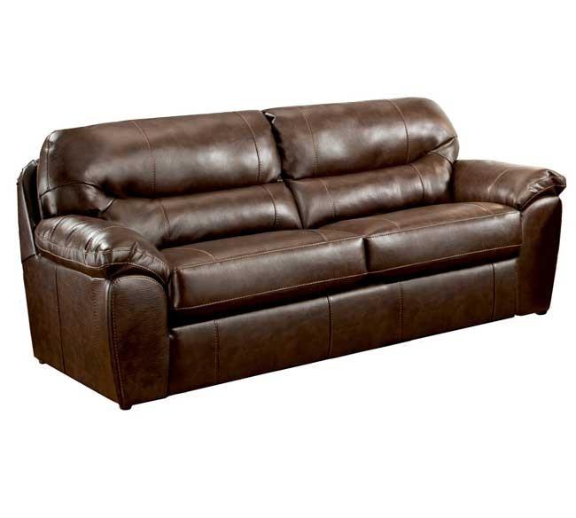 Sofa cama queen piel jackson brantley 4430 04 buditasan for Sofa cama piel barcelona