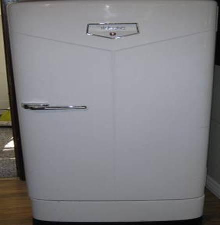 Refrigerador Coleccionable Hotpoint Decada 40s Blanco