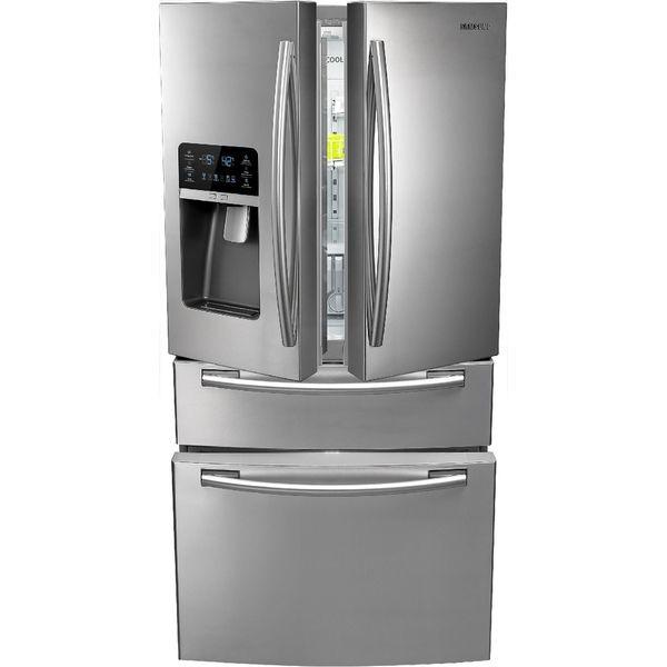Refrigerador 4 Puertas Puerta Francesa Modelo Rf4267hars
