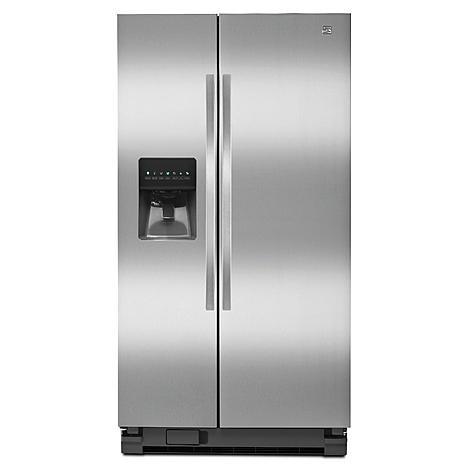 Refrigerador kenmore 25 pies dos puertas duplex acero - Nevera congelador dos puertas ...