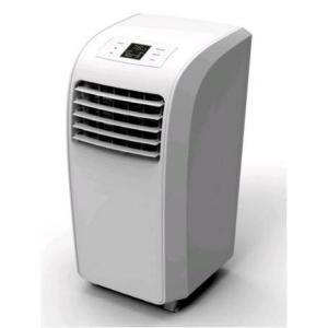 Aire acondicionado port til con control remoto y for Comparativa aire acondicionado portatil