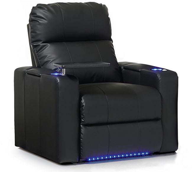 Sillon reclinable p el luz led octane turbo xl700 - Sillon reclinable piel ...